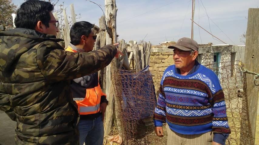 Cobijamos a los grupos vulnerables de las bajas temperaturas: alcalde