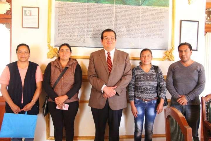 En Huamantla continúa el trabajo por mejorar la infraestructura educativa: JSJ