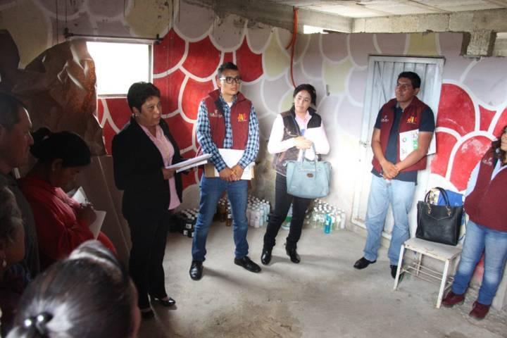 """Presidenta honorifica entrega apoyos del programa """"Comunidad DIFerente"""""""