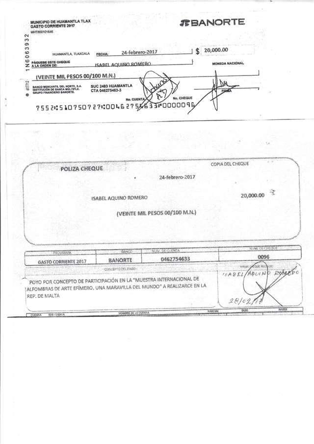 Impulsa el Gobierno Municipal la difusión y promoción de Huamantla a nivel internacional