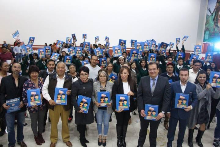 Arrancó campaña contra la prevención Sustracción de Infantes