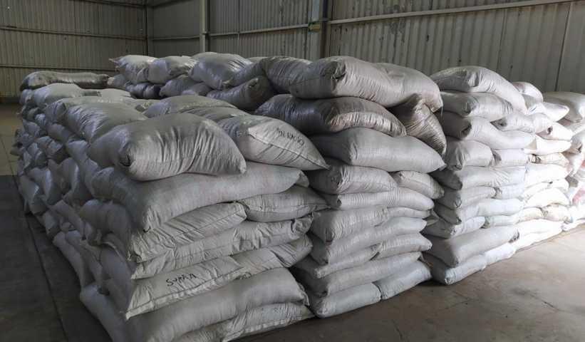 Gobierno de Huamantla mantiene apoyo al campo; entrega 30 toneladas de fertilizante gratuito