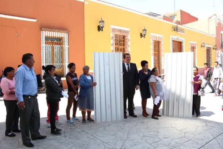 Seguiremos trabajando por quien más lo necesite: Sánchez Jasso