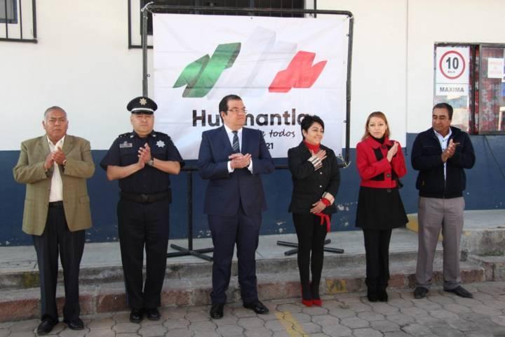 Con 14 nuevas patrullas reforzamos la seguridad en el municipio: alcalde