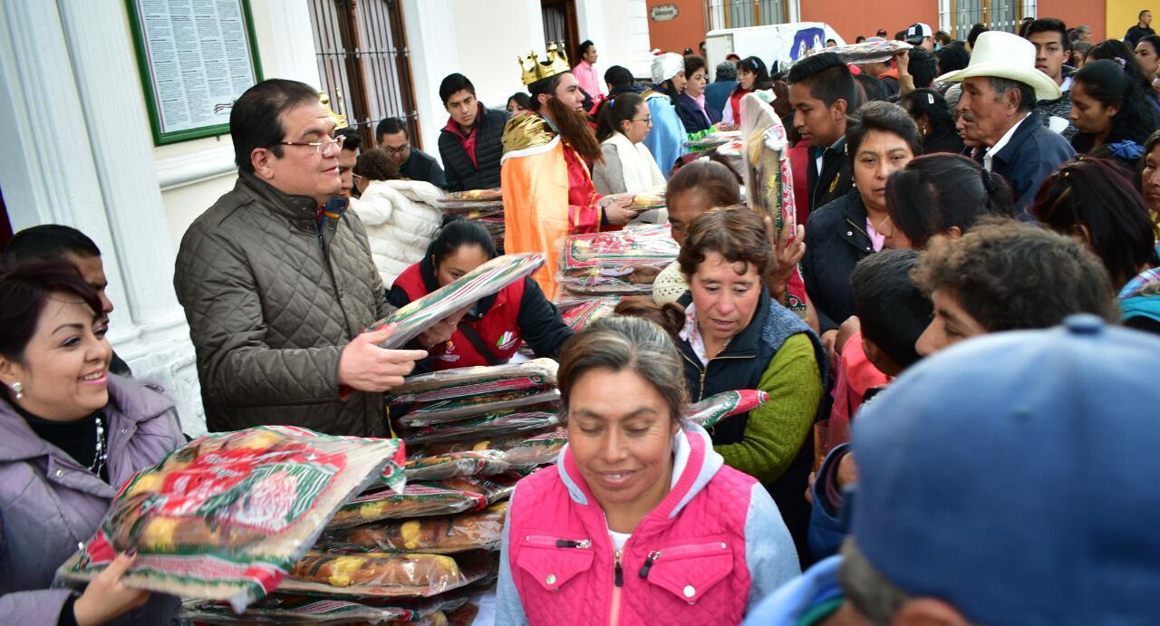 En Huamantla se mantiene la unión y la convivencia familiar: Sánchez Jasso