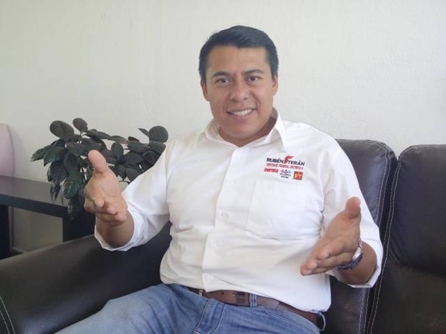 MORENA mostrará la estructura con la que cuenta el 1 de julio: Rubén Terán