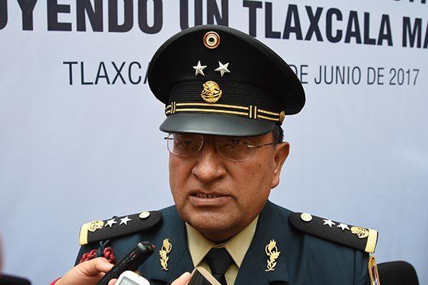 Denuncia Ejército retención y golpes a su elemento en Huactzinco