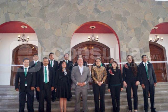 Municipio de Atlangatepec recibe ajuste positivo