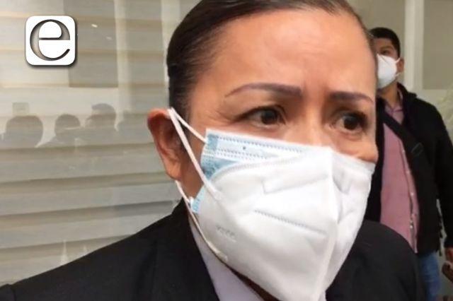 Ernestina lleva una quincena frente al PGJE y aun no tiene un diagnóstico