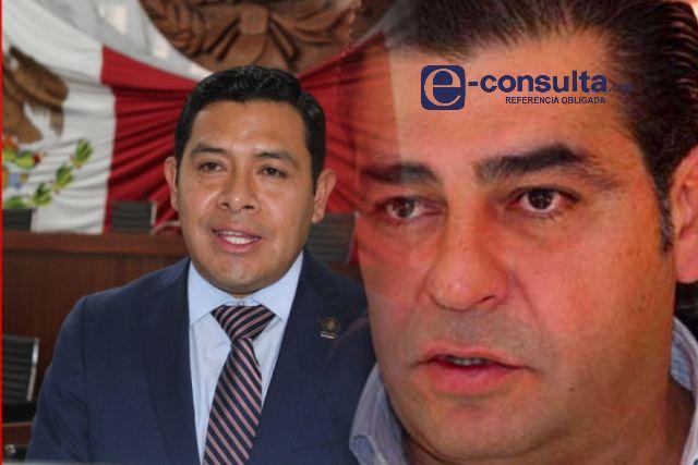 Nuevos coordinadores de fracciones parlamentarias, Milton al PAN y Vivanco a Morena