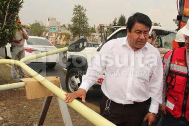 Rubén Pluma deja sin agua a pobladores en plena pandemia del Covid 19