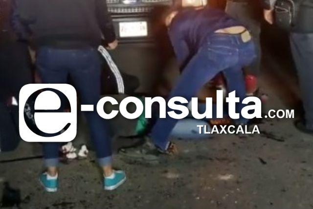 Igual que El Picapiedra, paramédico de Tlaltelulco da servicio supuestamente ebrio