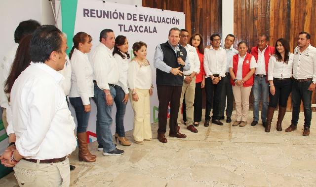 En Tlaxcala y en el país Meade ganará a la buena: Eruviel