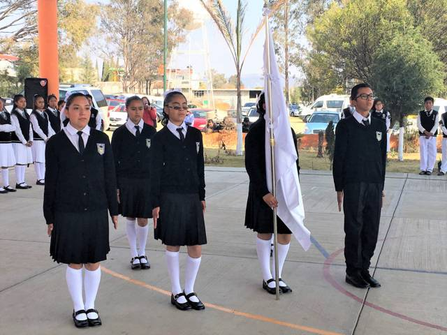 Celebra SEPE concurso estatal de escoltas en el nivel de telesecundaria
