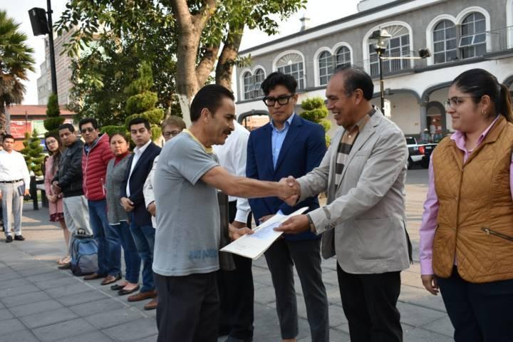 Continua Ayuntamiento de Zacatelco con Campaña de Escrituración 2019