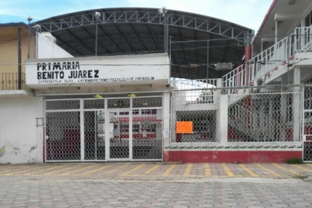 Preparan protesta padres de familia de escuela de Tenexyecac