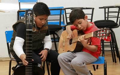 Abren inscripciones para Escuela de Música Elemental en la capital