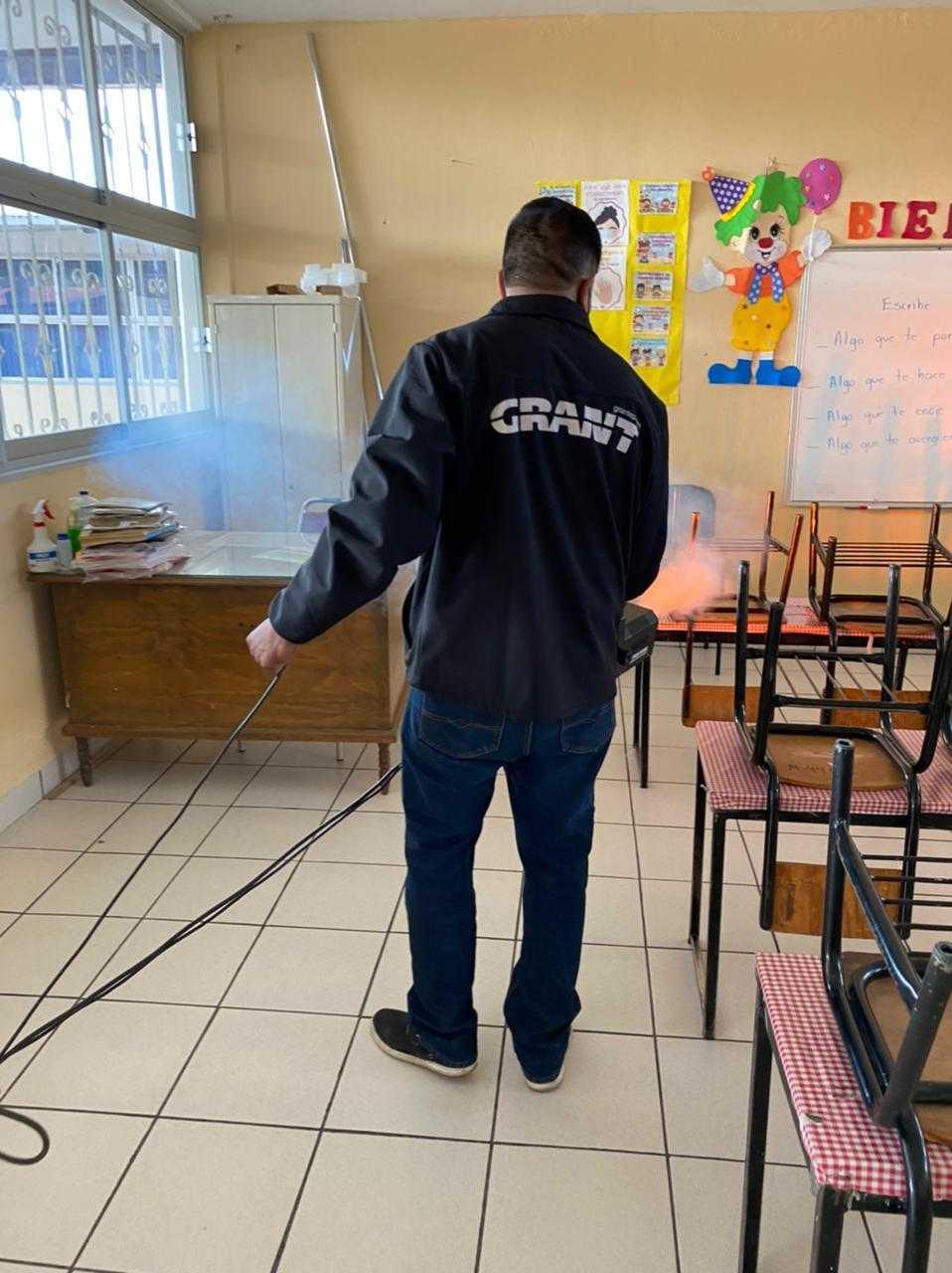 Suspende SEPE-USET clases en 12 escuelas con afectaciones por sismo