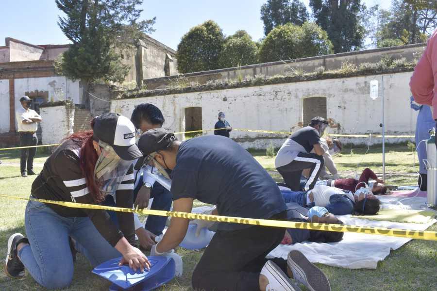 Cumple con certificación de protección civil la Estancia Edad de Oro de los Abuelos San Judas Tadeo A.C.