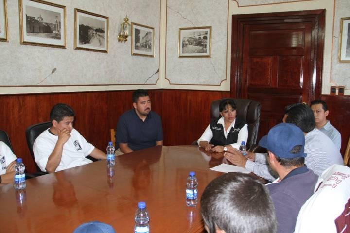 Concretan comuna de Tlaxcala e IPN vinculación de estudiantes con la sociedad