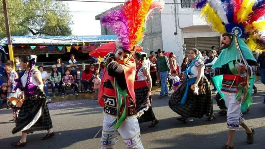 Anuncian autoridades saldo blanco en cierre de carnaval Totolac