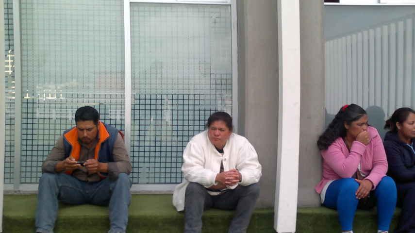 Sin clases alumnos de educación básica en Tlaxco