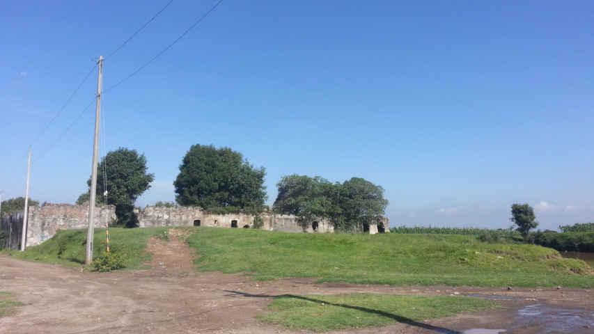 Concluye en Papalotla municipalización de casco de ex hacienda