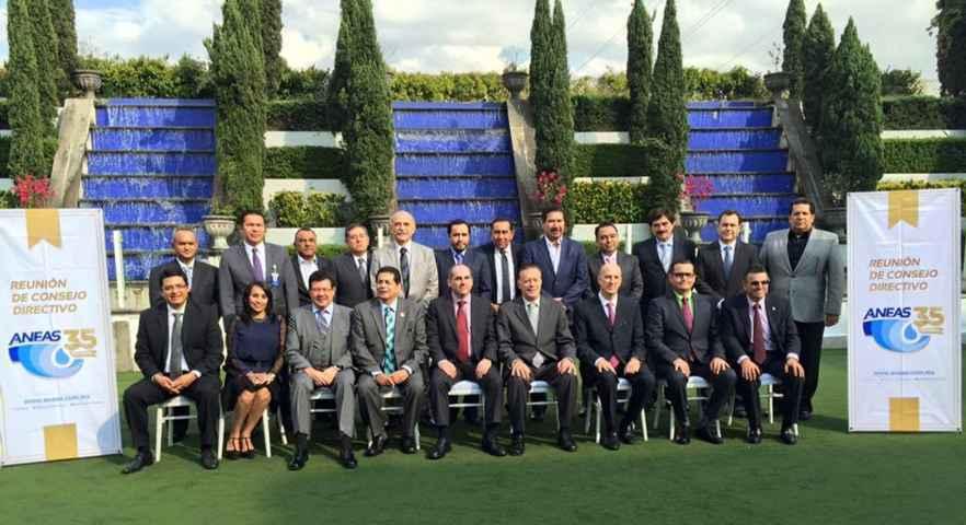 Participa Capam en reunión nacional de organismo operadores de agua potable