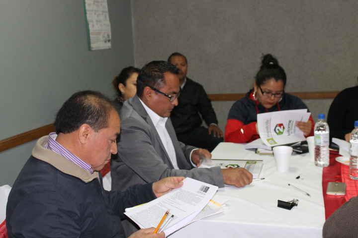 Presenta Israel Muñoz segundo informe a integrantes de Cabildo