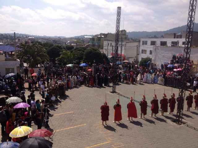Visitaron 10 mil personas Nanacamilpa en Semana Santa