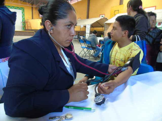 Acercan las Jornadas Por la Salud en Tetla