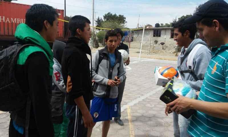 FNERRR Tlaxcala: Promueve la cultura y el deporte