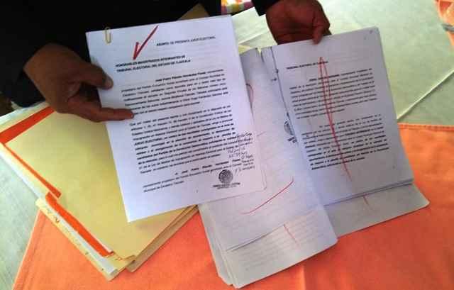 Desaparecen expediente en el ITE donde Tomás Orea es inelegible como alcalde