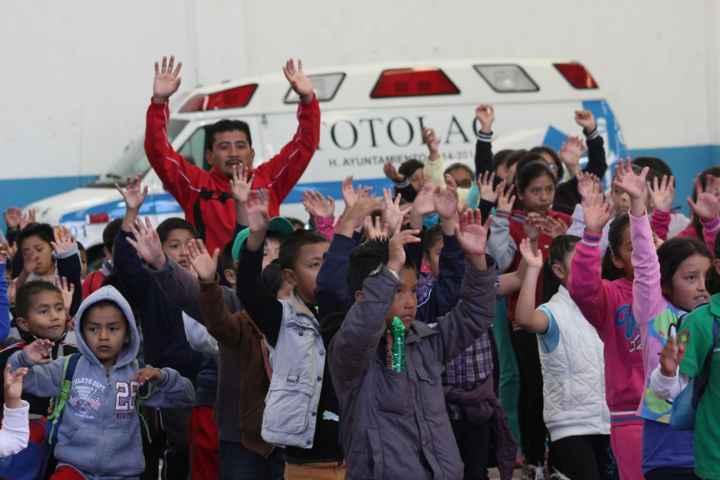 Garantizan aprendizaje, diversión y seguridad en talleres de verano de Totolac