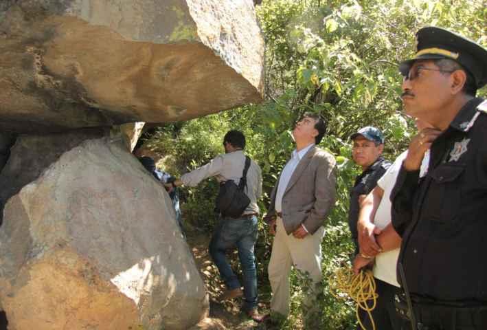Condena unánime de totolaquenses ataque a patrimonio cultural
