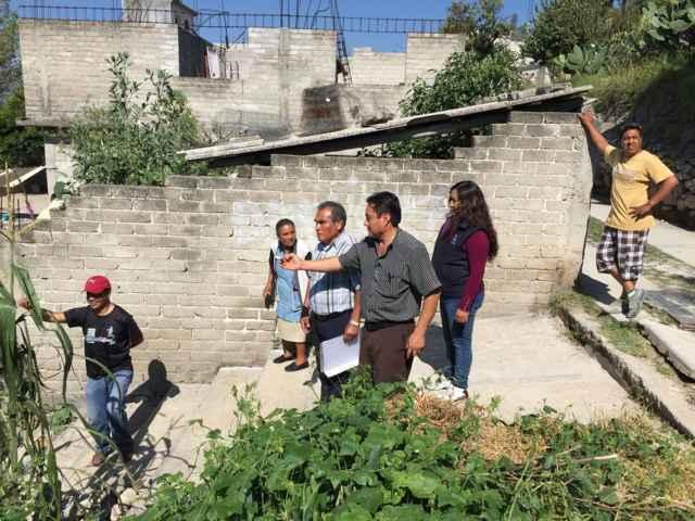 Avanza Totolac en la delimitación de colindancias entre comunidades