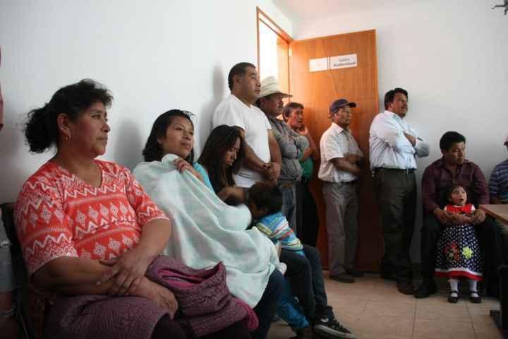 Integran comité de obra pública en Totolac