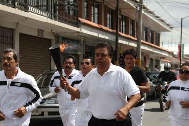Que esta sea una llama que mantenga encendidos el coraje y la pasión por un México mejor cada día: EAO