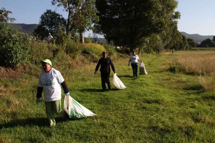 Necesario promover la conciencia ambiental entre los totolaquenses: EAO