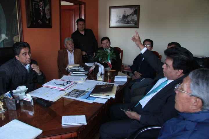 Que los límites territoriales de los municipios sean puntos de unión, no de división: EAO