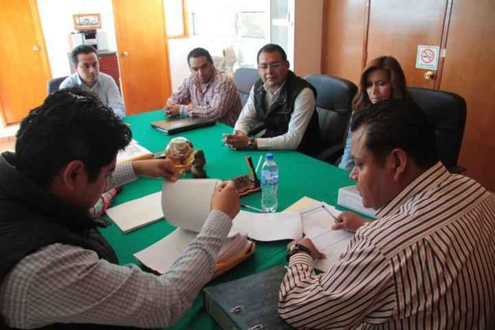 Inician licitación de obra pública en Totolac