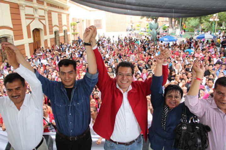 Marco Mena nuevo Gobernador de Tlaxcala