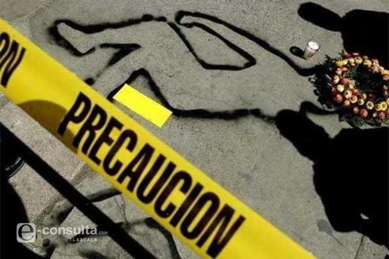 Investiga PGJE hallazgo de cadáver en Xicohtzinco