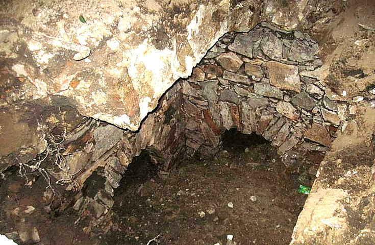 Descubren en Huamantla túneles de tiempos de la Revolución