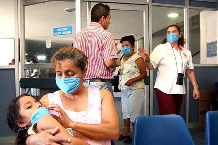 Focos rojos en Tlaxcala por AH1N1