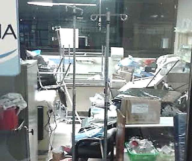 Suman seis muertos por AH1N1 en Hospital de Tzompantepec