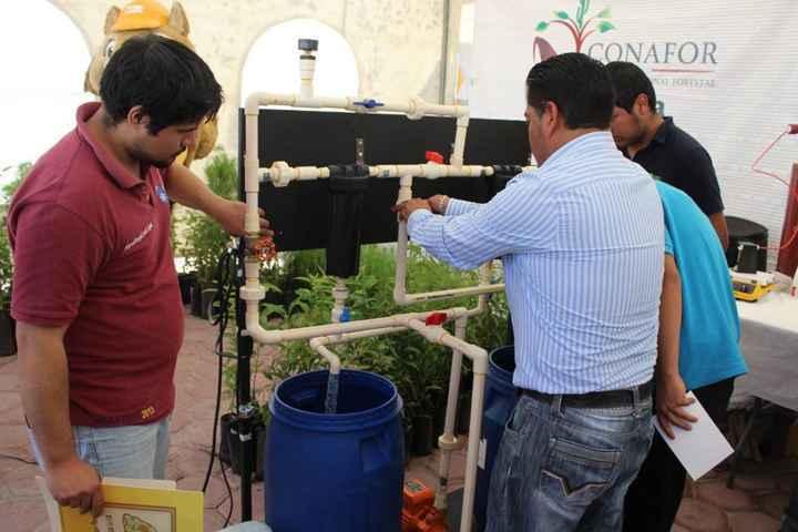 """""""Cruzada a favor del medio ambiente"""", se denominó el evento realizado por el ayuntamiento de Tepetitla"""