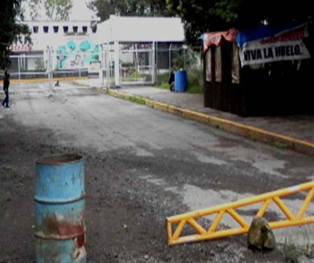 Obreros en Tlaxcala acusan a Sandak de presionarlos para liquidarlos
