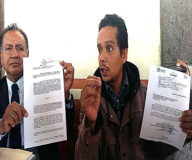 Denuncian agresiones a la prensa en Tlaxco