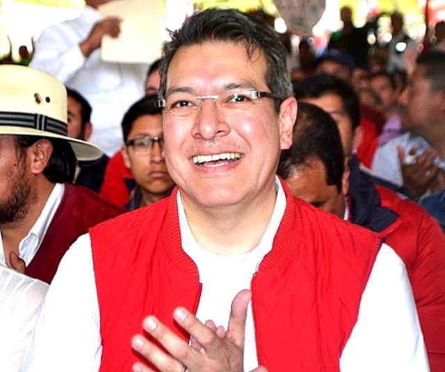 Marco Mena no rebáso los topes de campaña: INE